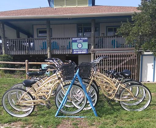 Bike Tours - Bike Rentals