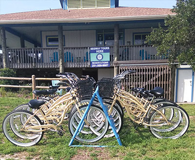 Gulf Shores Bike Rentals
