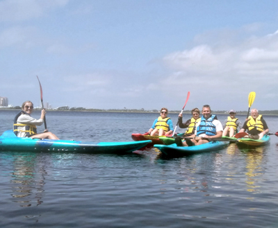 Gulf Shores kayak tours